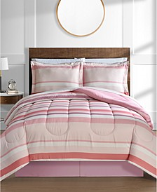 Austin 8-Pc. Reversible Bedding Sets