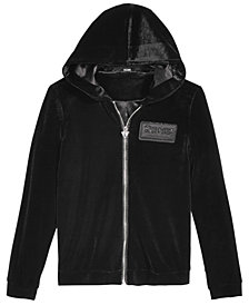 GUESS Big Girls Velvet Hoodie