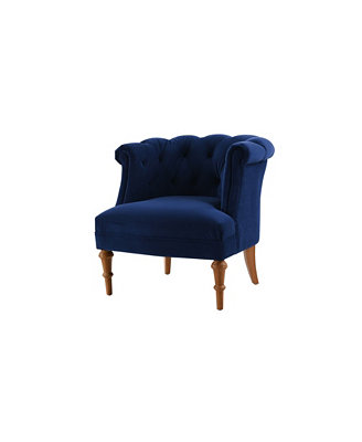 Katherine Tufted Accent Chair by Jennifer Taylor Home