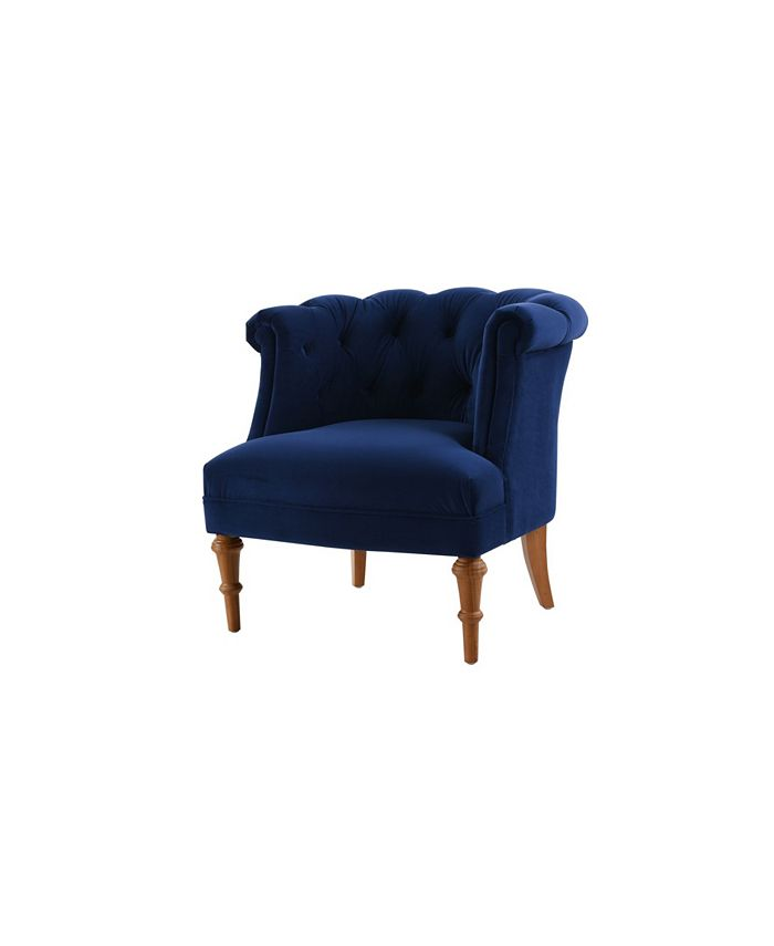 Jennifer Taylor Home - KATHERINE TUFTED ACCENT CHAIR