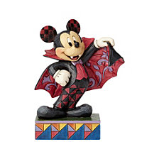 CLOSEOUT! Enesco Jim Shore Harvest Halloween Mickey