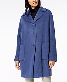 Weekend Max Mara Notched-Lapel Button-Front Jacket