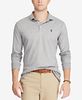 a78f2fe13b0 Polo Ralph Lauren Men s Classic Fit Soft-Touch Polo