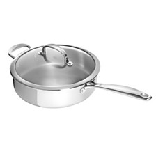 "OXO Good Grips Pro Multi-layer Stainless Steel  4QT/10"" Covered Saute Pan"