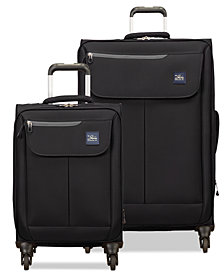 Skyway Mirage 2 Expandable Softside Spinner Luggage Collection