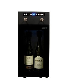 Vinotemp 2 Bottle Wine Dispenser