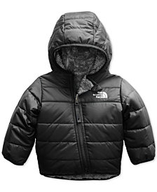 The North Face Baby Boys & Girls Reversible Hooded Puffer Jacket