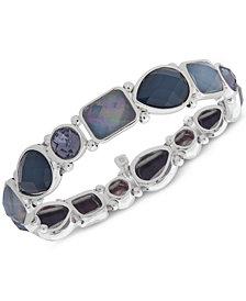Nine West Stone Stretch Bracelet