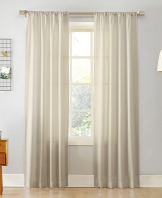 "No. 918 Elation Sheer 40"" x 108"" Curtain Panel"