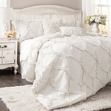 Avon 3-Piece Full/Queen Comforter Set