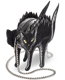 Betsey Johnson Scaredy Cat Crossbody