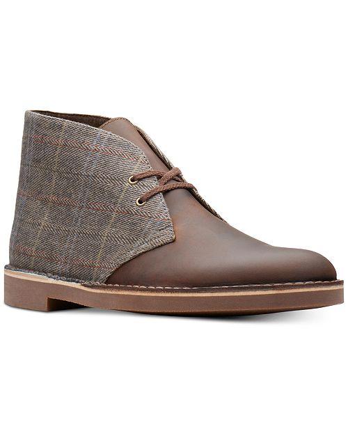 85c870dbf ... Clarks Men s Limited Edition Tweed Bushacres