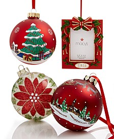 Santa's Favorite Ornament Collection, Created for Macy's