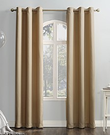 "Montego 48"" x 84"" Grommet Top Curtain Panel"