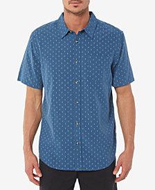 Jack O'Neill Men's Home Grown Printed Pocket Shirt