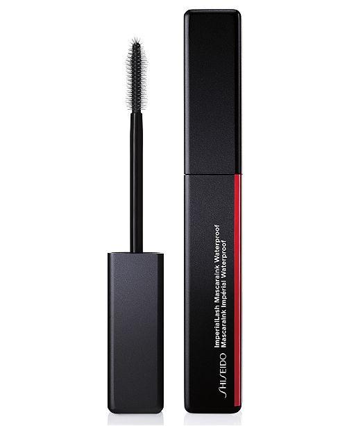 Shiseido ImperialLash MascaraInk - Waterproof, 0.29-oz.