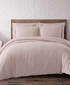 Brooklyn Loom Flax Linen King Duvet Set