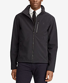 Polo Ralph Lauren Men's Big & Tall Water-Repellent Windbreaker