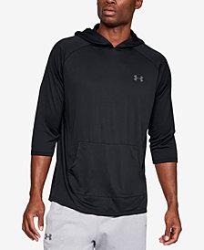 Under Armour Men's UA Tech PowerSleeve Hooded Training T-Shirt