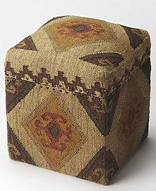 Peco Storage Cube Ottoman, Quick Ship