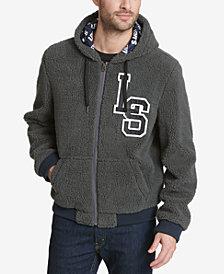Levi's® Men's Faux-Sherpa-Lined Logo Hoodie