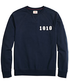 Brooks Brothers Men's Raglan French Terry Sweater