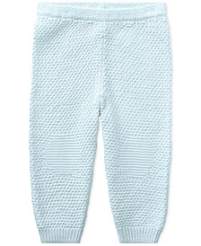 Ralph Lauren Baby Boys Cotton Pull-On Pants