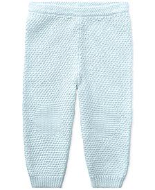 Ralph Lauren Baby Boys Cotton Pull-On Pants