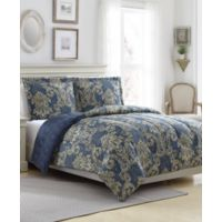 Macys deals on Macy's 3-Pc. Reversible Comforter Sets