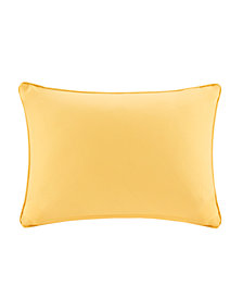 "Madison Park Pacifica 14"" x 20"" Solid 3M Scotchgard Outdoor Oblong Pillow"