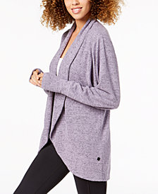Ideology Long-Sleeve Wrap, Created for Macy's