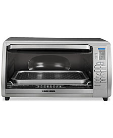 Black & Decker Countertop Convection Toaster Oven