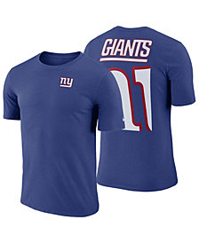 Nike Men's New York Giants Crew Champ T-Shirt