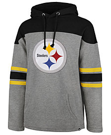 '47 Brand Men's Pittsburgh Steelers Huron Hoodie