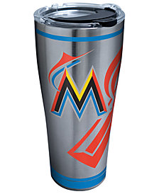 Tervis Tumbler Miami Marlins 30oz. Genuine Stainless Steel