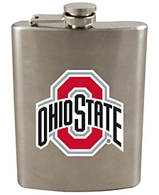 Memory Company Ohio State Buckeyes 8oz Stainless Steel Flask