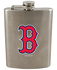 Memory Company Boston Red Sox 8oz Stainless Steel Flask