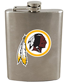 Memory Company Washington Redskins 8oz Stainless Steel Flask