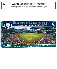 MasterPieces Seattle Mariners 1000 Piece Panoramic Puzzle