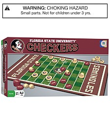 MasterPieces Florida State Seminoles Checkers
