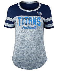 5th & Ocean Women's Tennessee Titans Space Dye T-Shirt