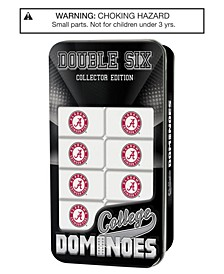 MasterPieces Alabama Crimson Tide Dominoes Set