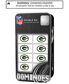 MasterPieces Green Bay Packers Dominoes Set
