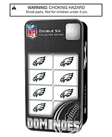 MasterPieces Philadelphia Eagles Dominoes Set