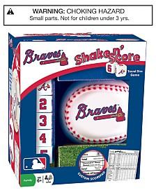 MasterPieces Atlanta Braves Shake N Score Game