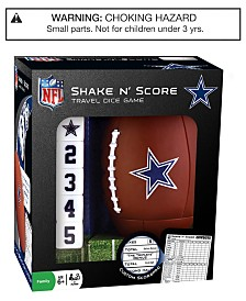 MasterPieces Dallas Cowboys Shake N Score Game