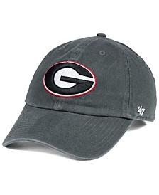 Georgia Bulldogs CLEAN UP Strapback Cap