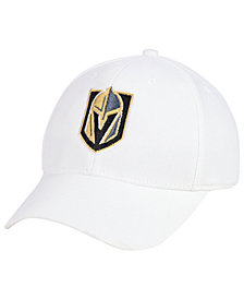 adidas Vegas Golden Knights Core Flex Stretch Fitted Cap