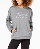e39d61880a89 Nike Therma Fleece Logo Training Sweatshirt