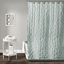 "Lake Como 72""x 72"" Shower Curtain"